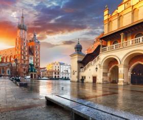 Tourist attraction in Prague Stock Photo 16