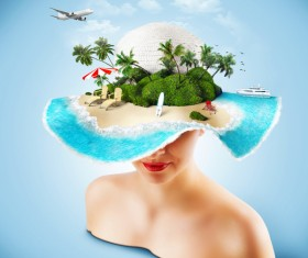 Travel concept Stock Photo 02