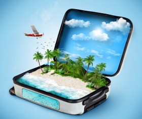 Travel concept Stock Photo 03