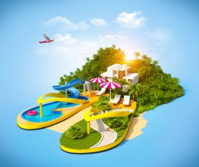 Travel concept Stock Photo 10