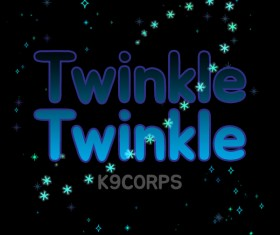 Twinkle Twinkle photoshop brushes