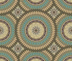 Vintage floral texture pattern vectors 10