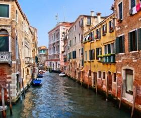 Water city of Venice Stock Photo 02