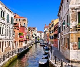 Water city of Venice Stock Photo 03
