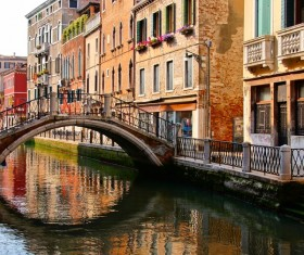 Water city of Venice Stock Photo 04