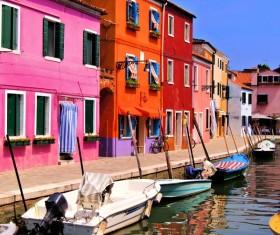 Water city of Venice Stock Photo 06