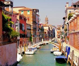 Water city of Venice Stock Photo 09