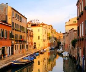 Water city of Venice Stock Photo 10
