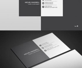 Free life psd file free download 42 psd files white and black business card psd template reheart Image collections