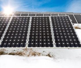 solar panel Stock Photo 01