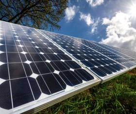 solar panel Stock Photo 02