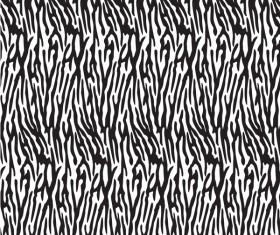zebra seamless pattern material vectors set 02