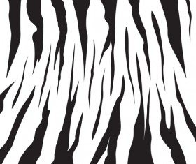 zebra seamless pattern material vectors set 03
