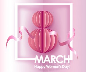 8 March womens day cards elegant vector 01