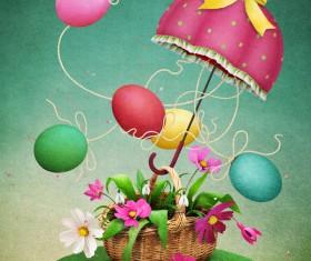 Art background Spring Stock Photo 03