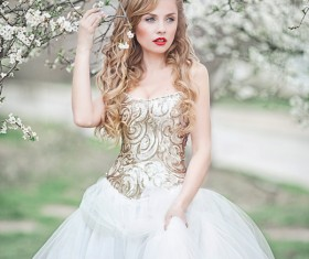 Bride Stock Photo 09