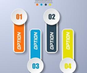 Business Infographic creative design 4603