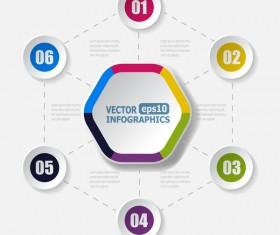 Business Infographic creative design 4605