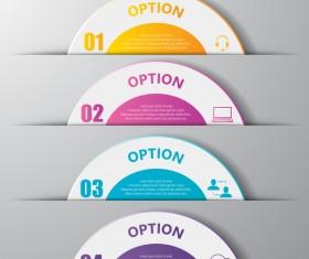 Business Infographic creative design 4607