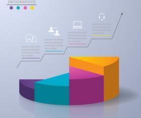 Business Infographic creative design 4609