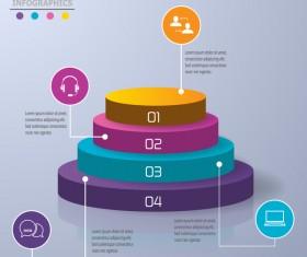 Business Infographic creative design 4612