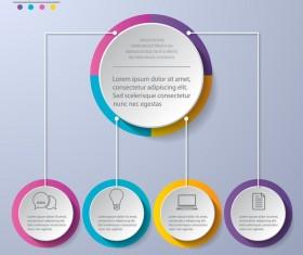 Business Infographic creative design 4613