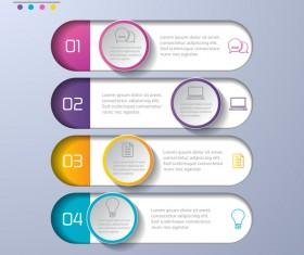 Business Infographic creative design 4615