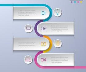 Business Infographic creative design 4617