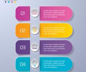 Business Infographic creative design 4618