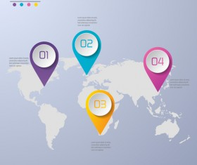 Business Infographic creative design 4621