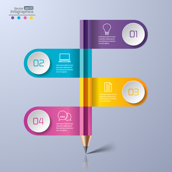 Business Infographic creative design 4622