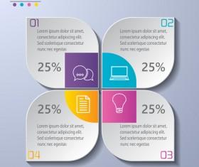 Business Infographic creative design 4623