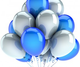 Colored balloons HD picture 04
