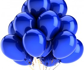 Colored balloons HD picture 05
