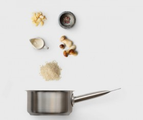Cooking ingredients for Italian food Stock Photo 12
