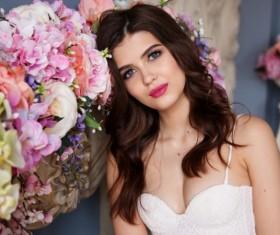 European beauty art photo HD picture