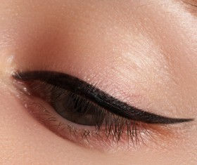 Fashion eye shadow and eye makeup Stock Photo 04