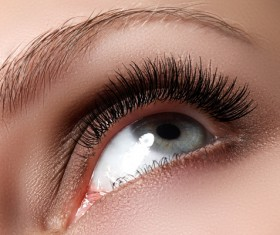 Fashion eye shadow and eye makeup Stock Photo 05