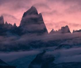 Fitz Roy Peak HD picture