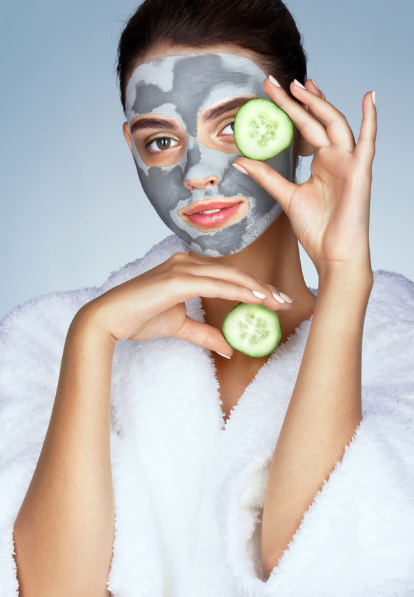 Happy Girl Beauty Skin Care Hd Picture 05 Free Download