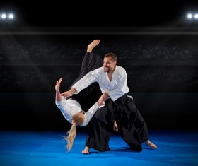 Judo game HD picture 01