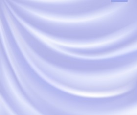 Light colored smooth silk background vector