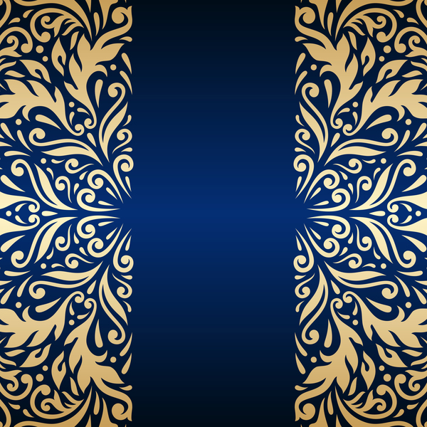 luxury blue background with ornament gold vector 12 free us navy logo vector free us naval academy logo vector