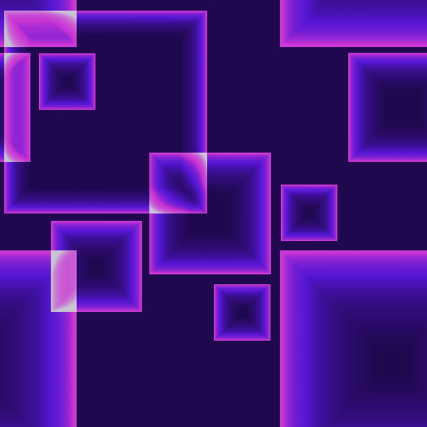 Purple Square Modern Background Vector Vector Background