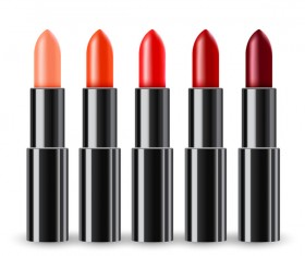 Realistic lipstick illustration vector 06