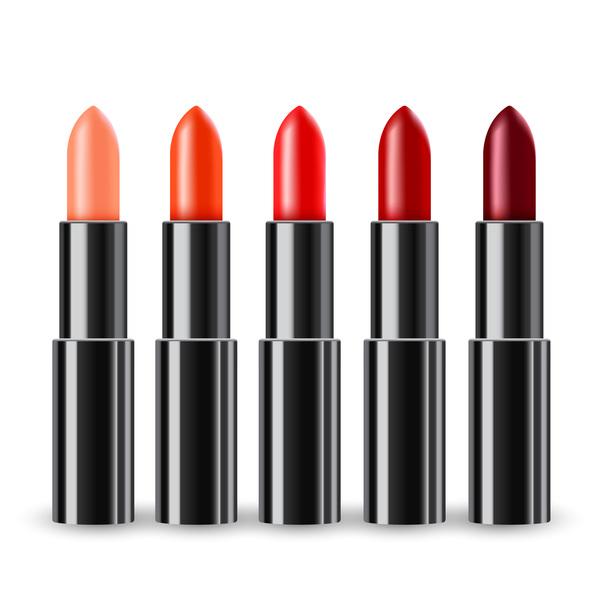 Realistic lipstick illustration vector 06