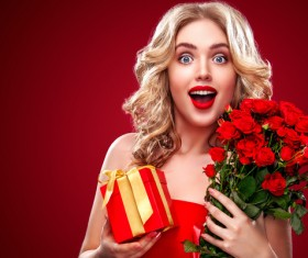 Receive a gift of surprise HD picture 02