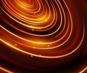 Shining spark ring background vector 03