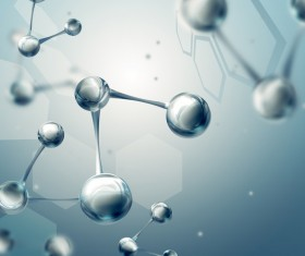 Stock Photo Science background 12