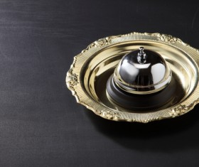 Stock Photo Service Bell 03